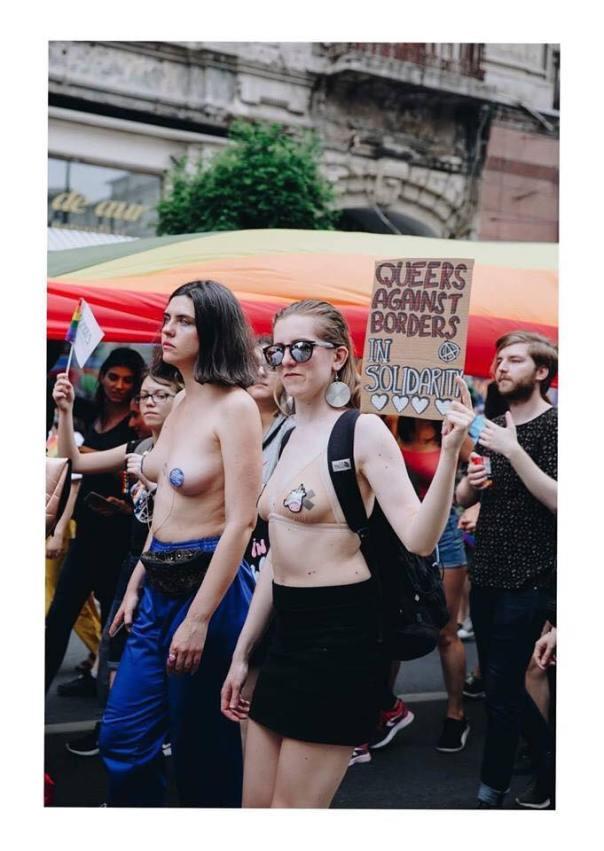 Parada LGTB la Bucuresti