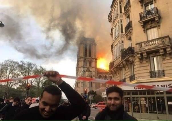 Notre Dame Musulmani rad