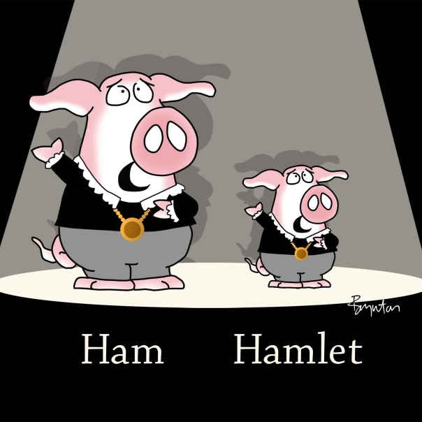 SBoyton Ham si Hamlet